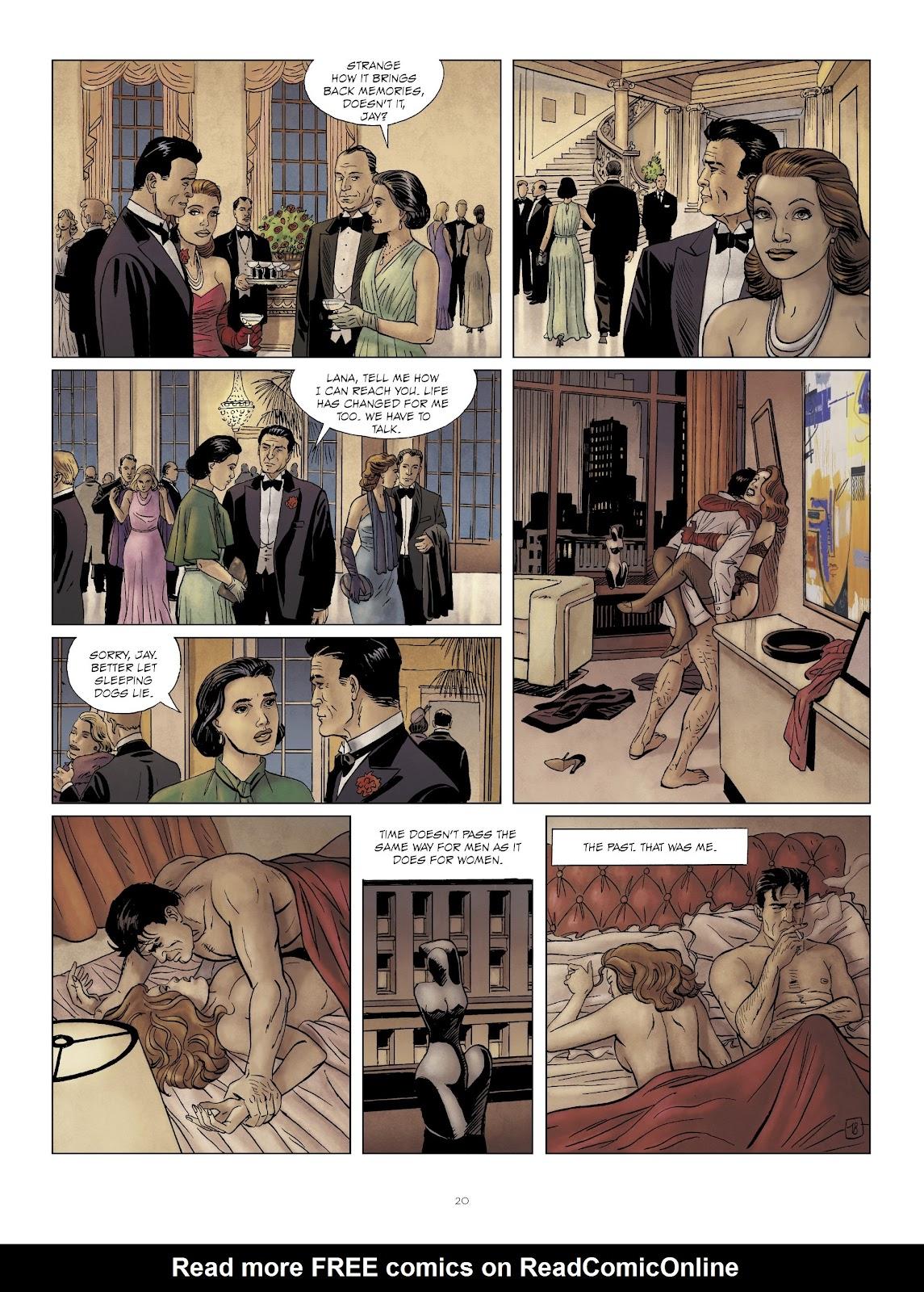 Read online Sherman comic -  Issue #6 - 20