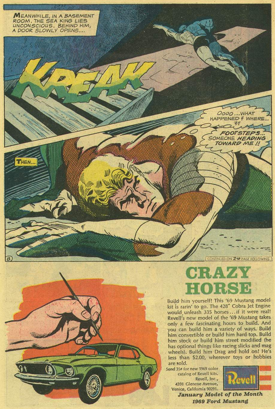 Read online Aquaman (1962) comic -  Issue #44 - 11