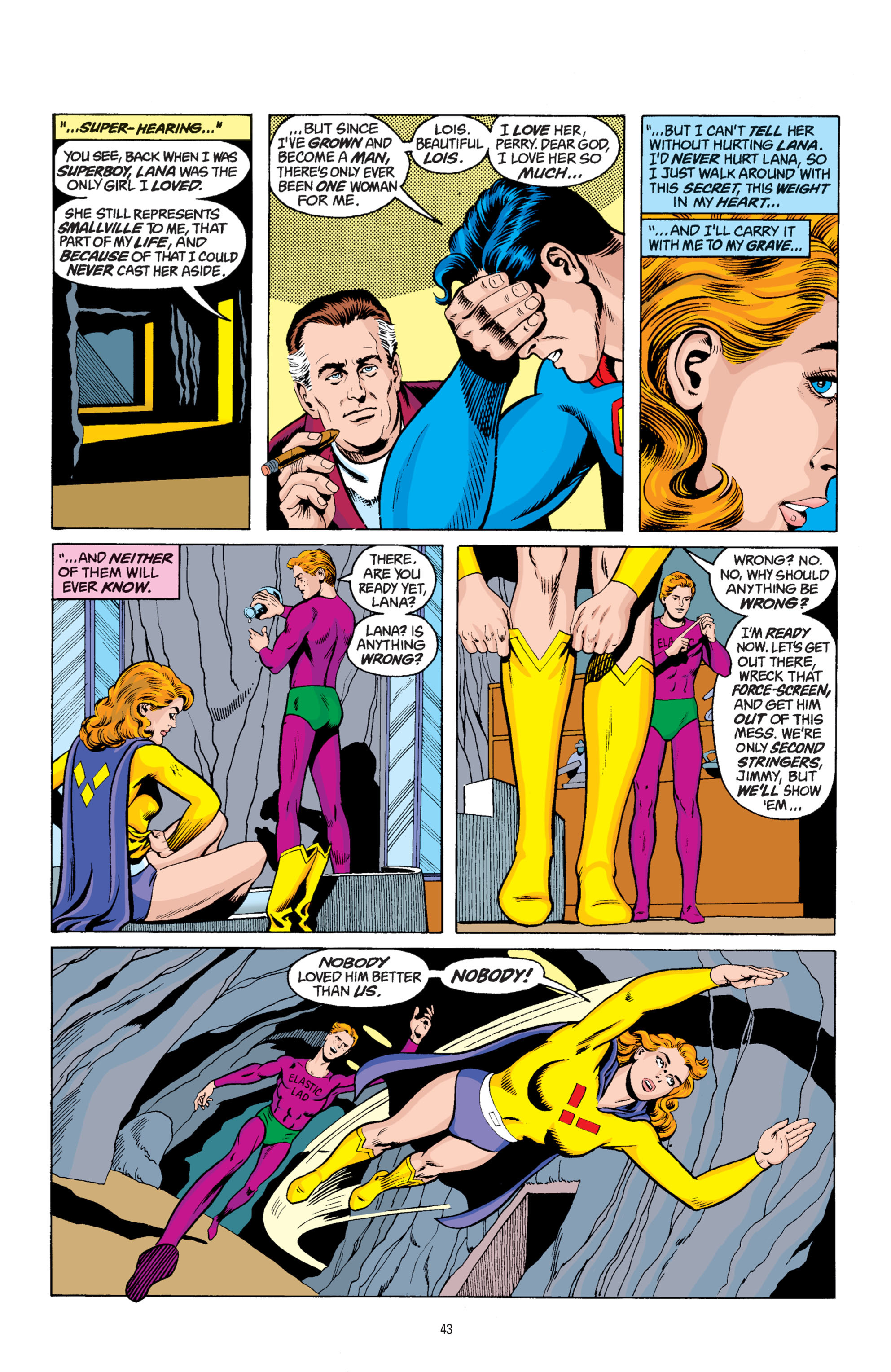 Read online Superman: Whatever Happened to the Man of Tomorrow? comic -  Issue # TPB - 42