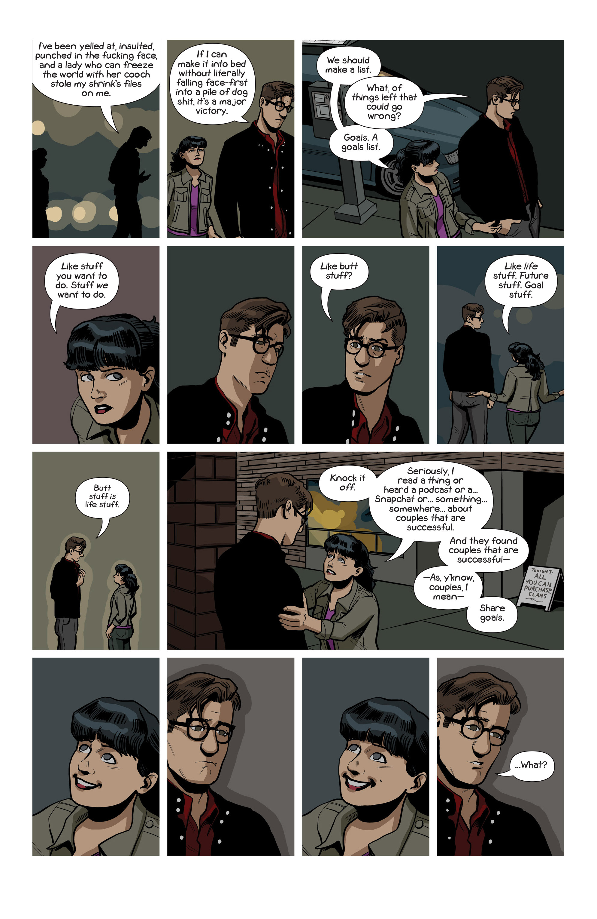 Read online Sex Criminals comic -  Issue #16 - 19
