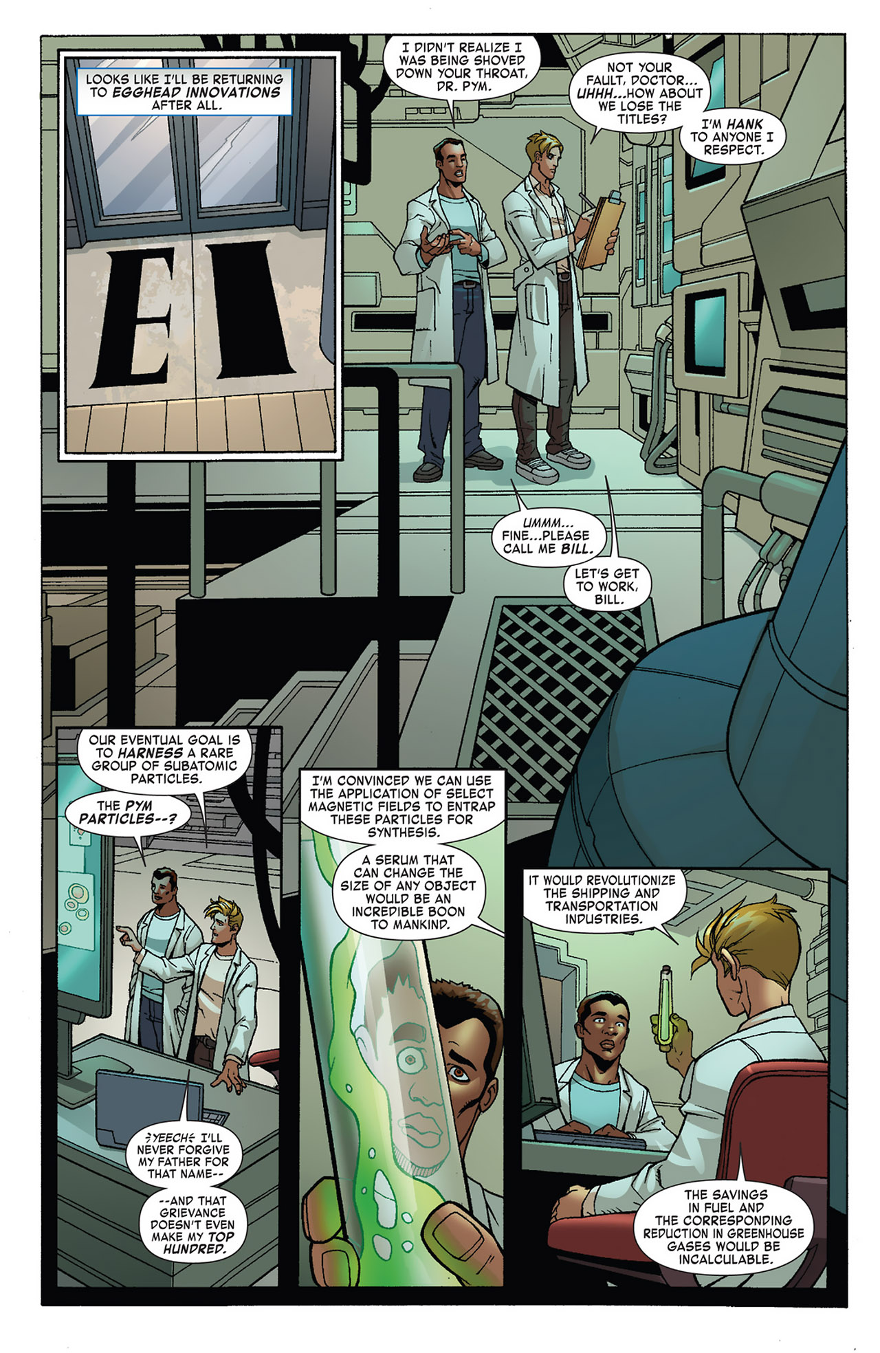 Read online Ant-Man: Season One comic -  Issue #Ant-Man: Season One Full - 11