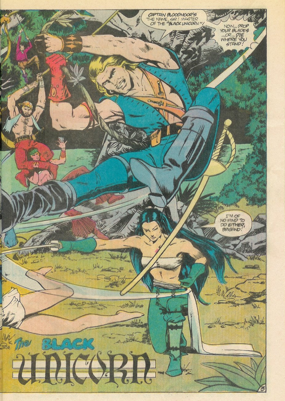 Read online Arion, Lord of Atlantis comic -  Issue #20 - 4