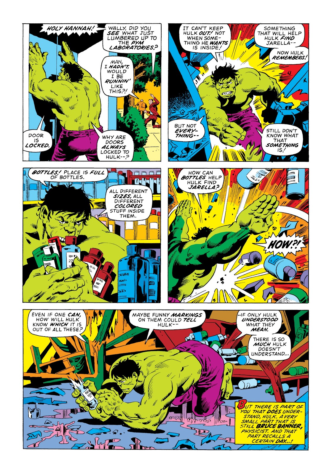 Read online Marvel Masterworks: The Incredible Hulk comic -  Issue # TPB 8 (Part 3) - 20