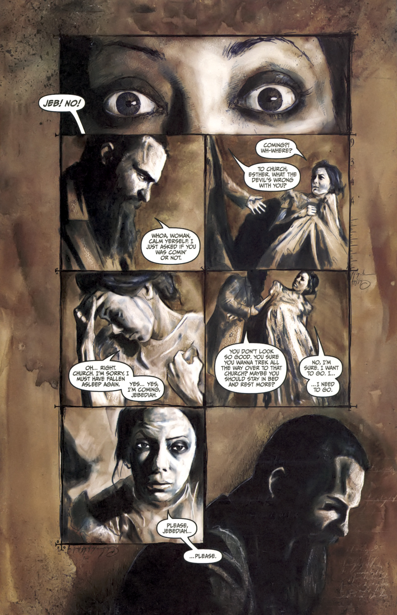 Read online Silent Hill: Past Life comic -  Issue #3 - 13