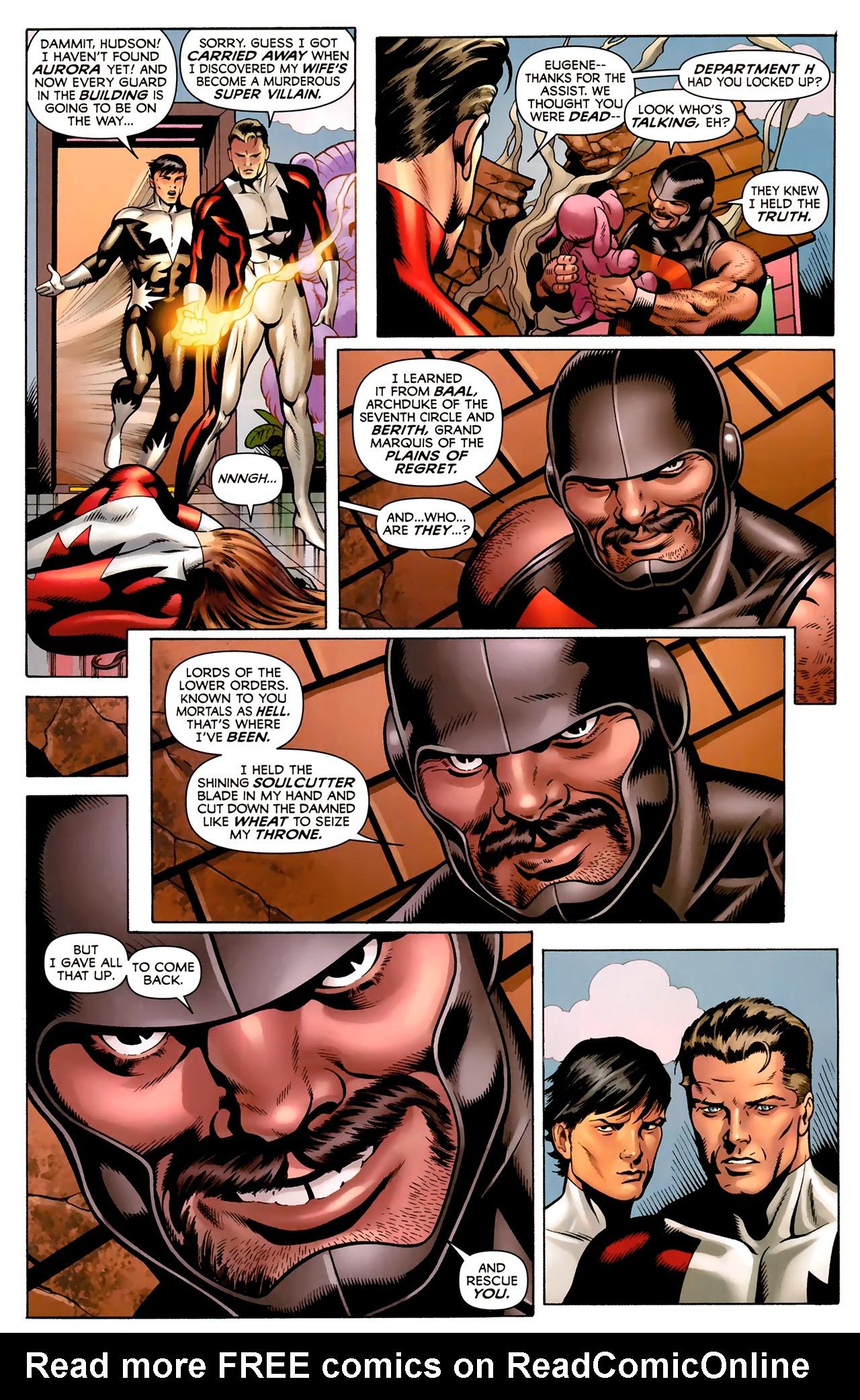 Read online Alpha Flight (2011) comic -  Issue #2 - 18