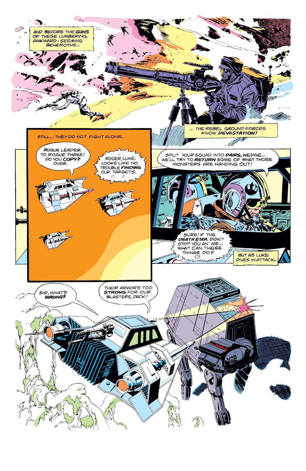 Read online Star Wars Legends: The Original Marvel Years - Epic Collection comic -  Issue # TPB 3 (Part 1) - 36