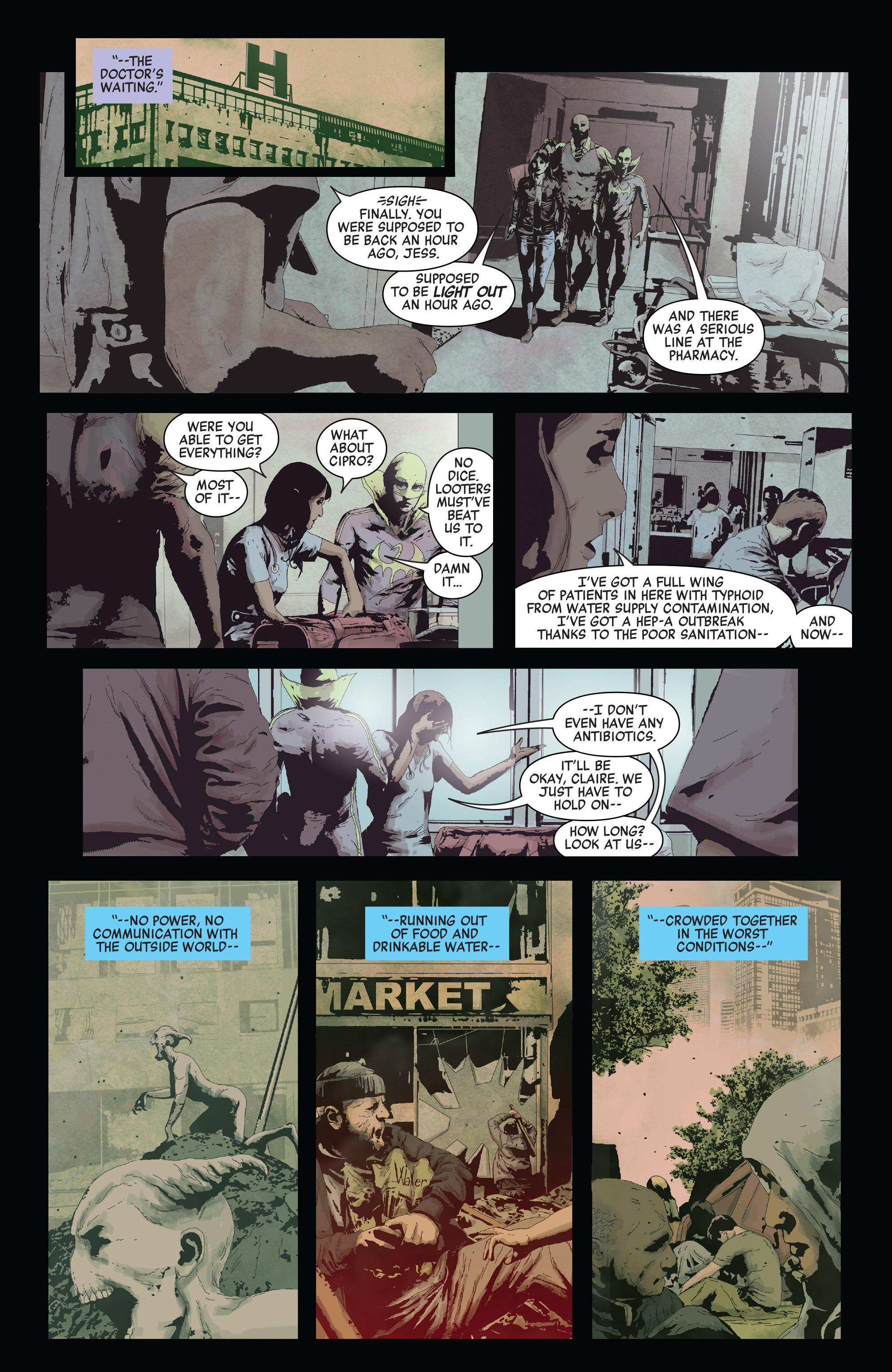 Read online Secret Empire comic -  Issue #2 - 9