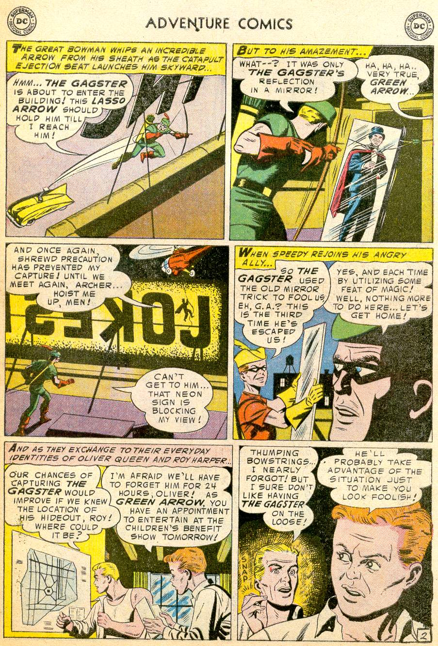 Read online Adventure Comics (1938) comic -  Issue #215 - 29