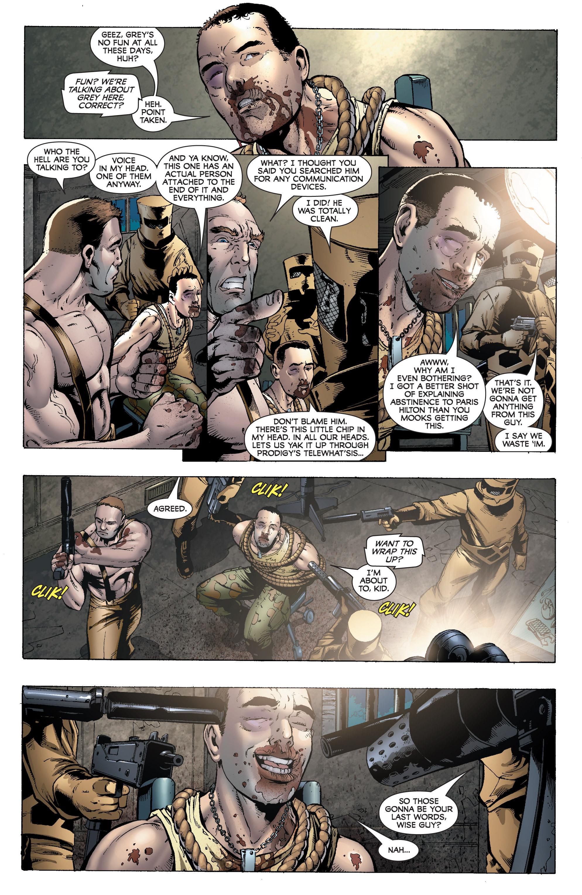 Read online World War Hulk: Gamma Corps comic -  Issue #1 - 15