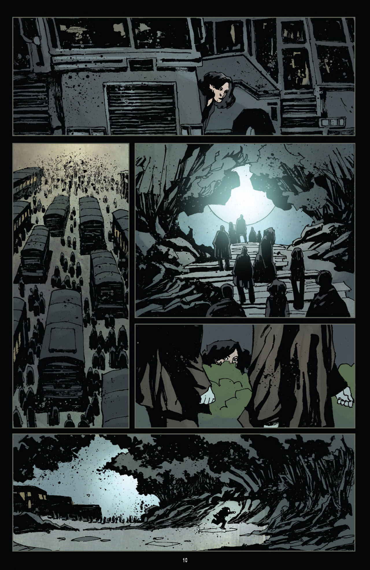 Read online 30 Days of Night (2011) comic -  Issue #12 - 11