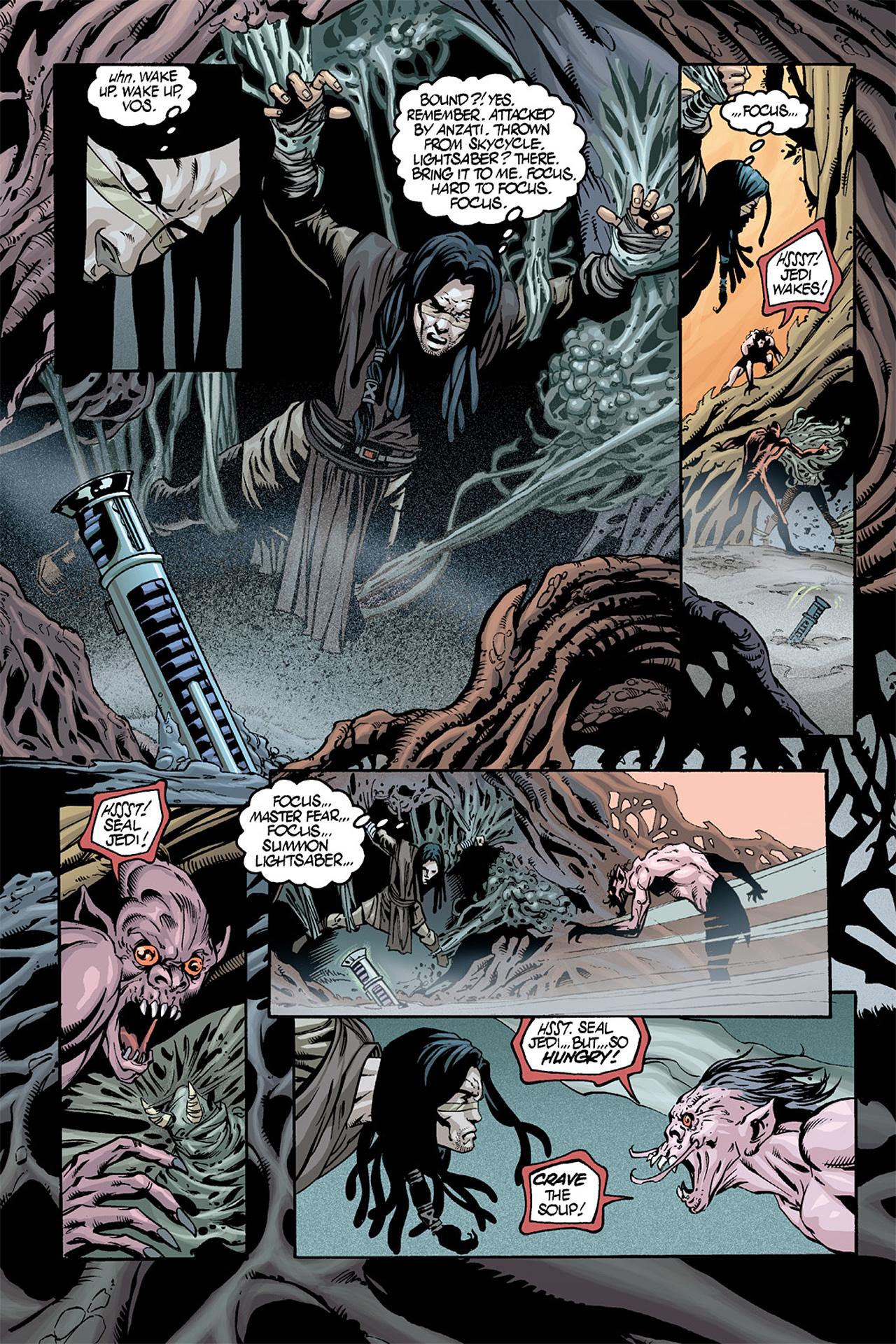 Read online Star Wars Omnibus comic -  Issue # Vol. 15 - 242