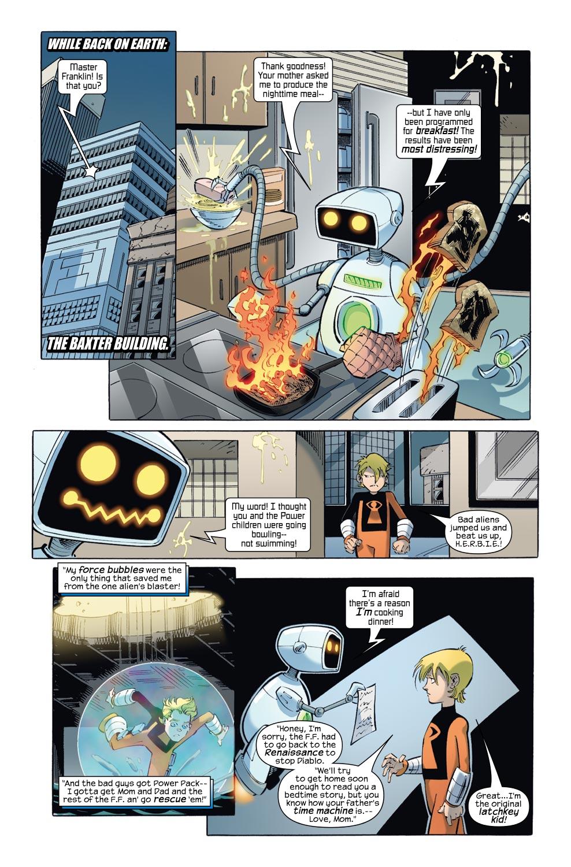 Read online Skrulls vs. Power Pack comic -  Issue #1 - 17