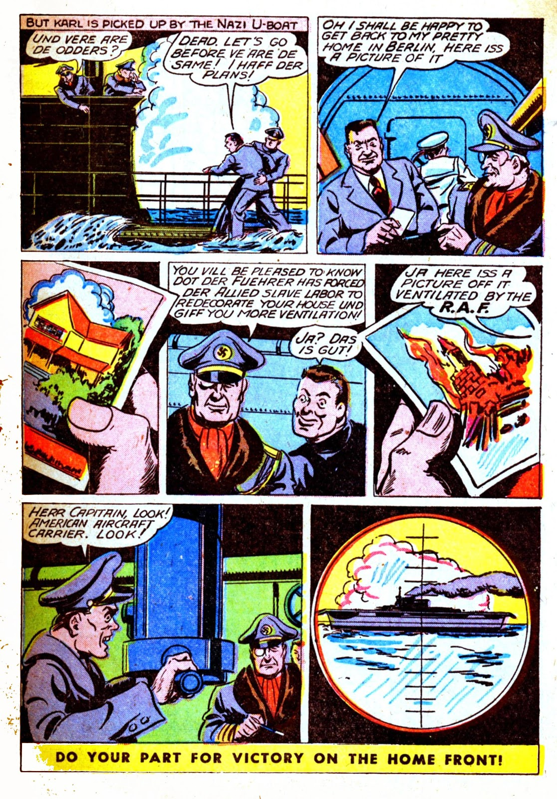 The Blue Beetle issue 31 - Page 11