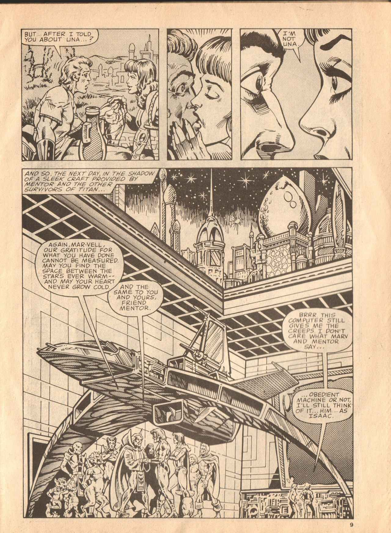 Read online Future Tense comic -  Issue #38 - 9