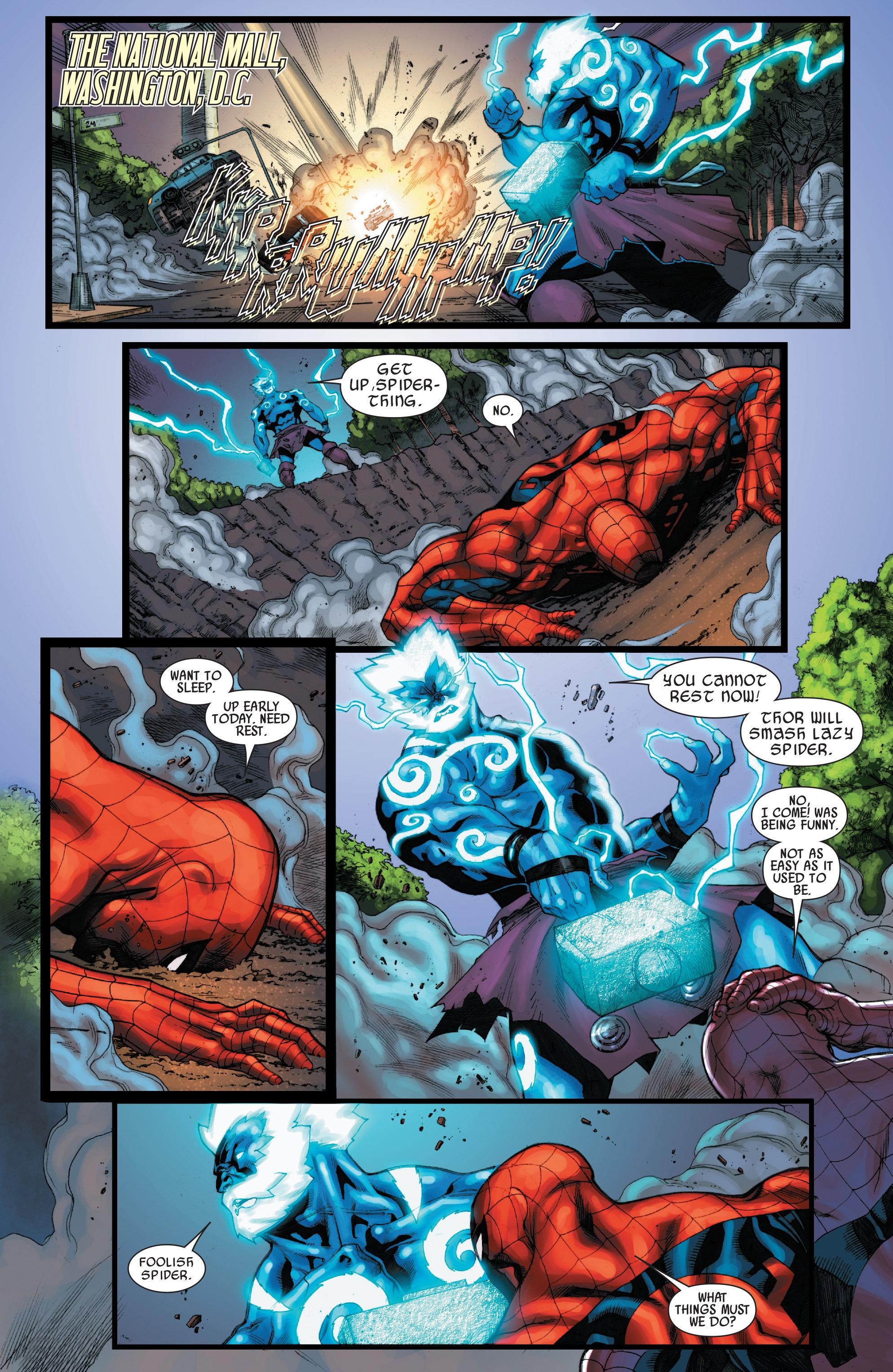 Read online World War Hulks: Spider-Man vs. Thor comic -  Issue #1 - 3