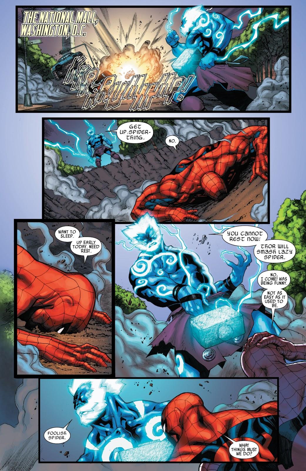 World War Hulks: Spider-Man vs. Thor Issue #1 #1 - English 3