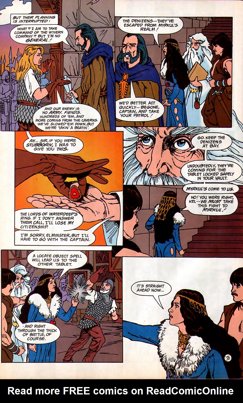 Read online Avatar comic -  Issue #3 - 77