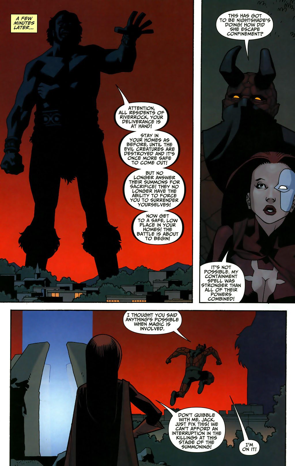 Read online Shadowpact comic -  Issue #3 - 15