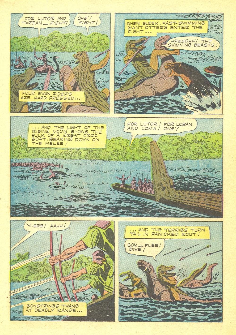 Tarzan (1948) issue 70 - Page 11