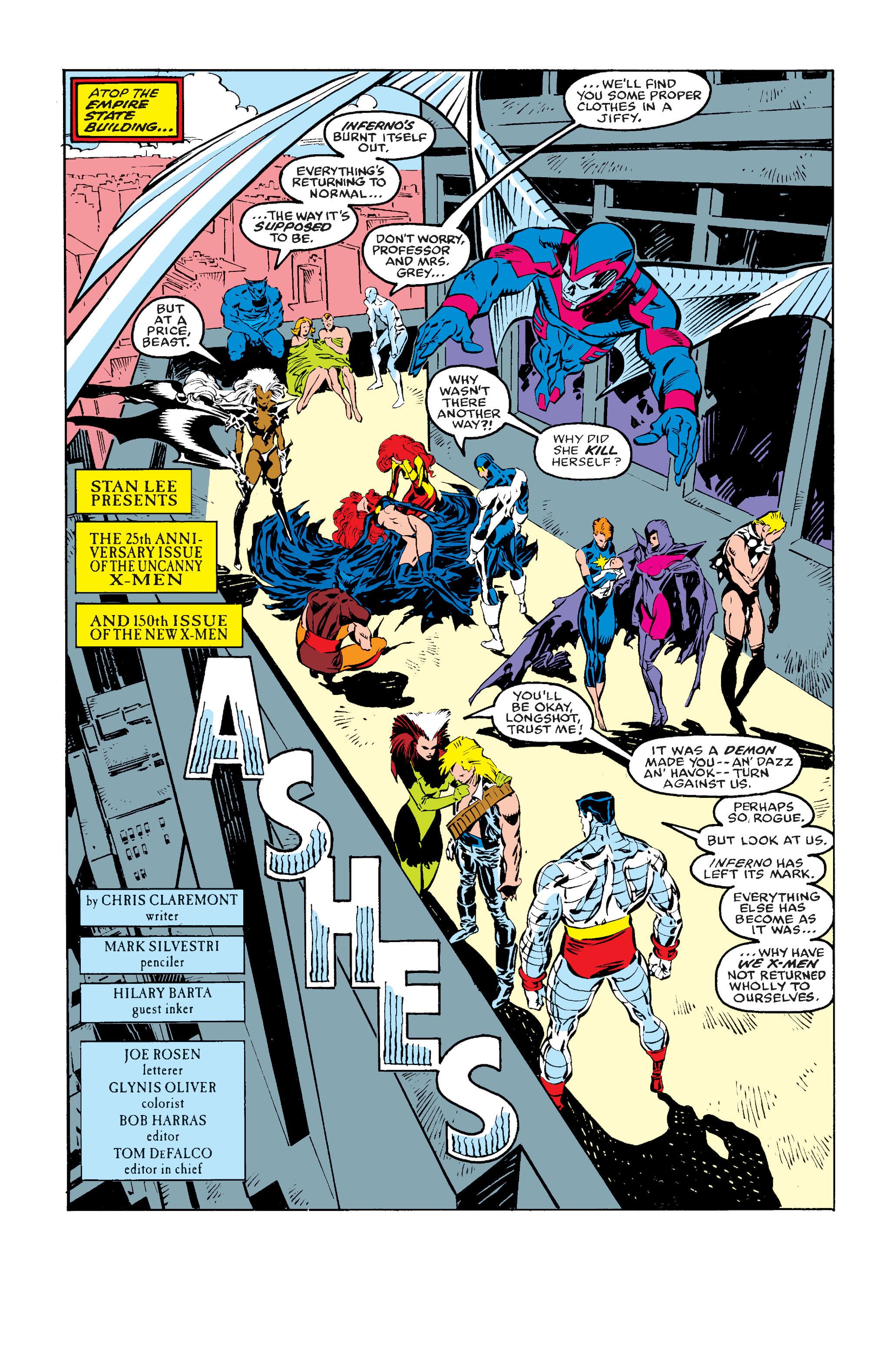 Read online Uncanny X-Men (1963) comic -  Issue #243 - 3