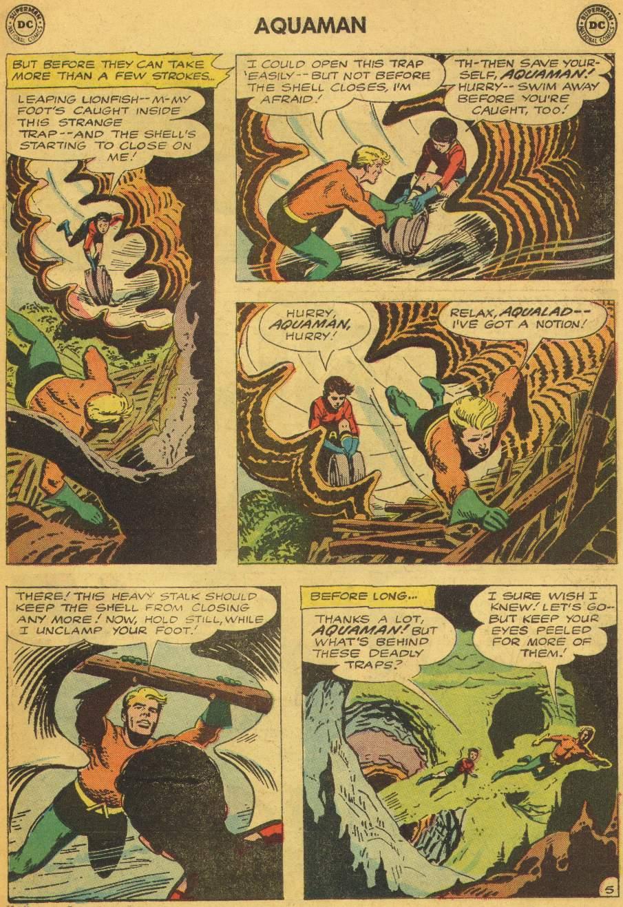 Aquaman (1962) Issue #5 #5 - English 7