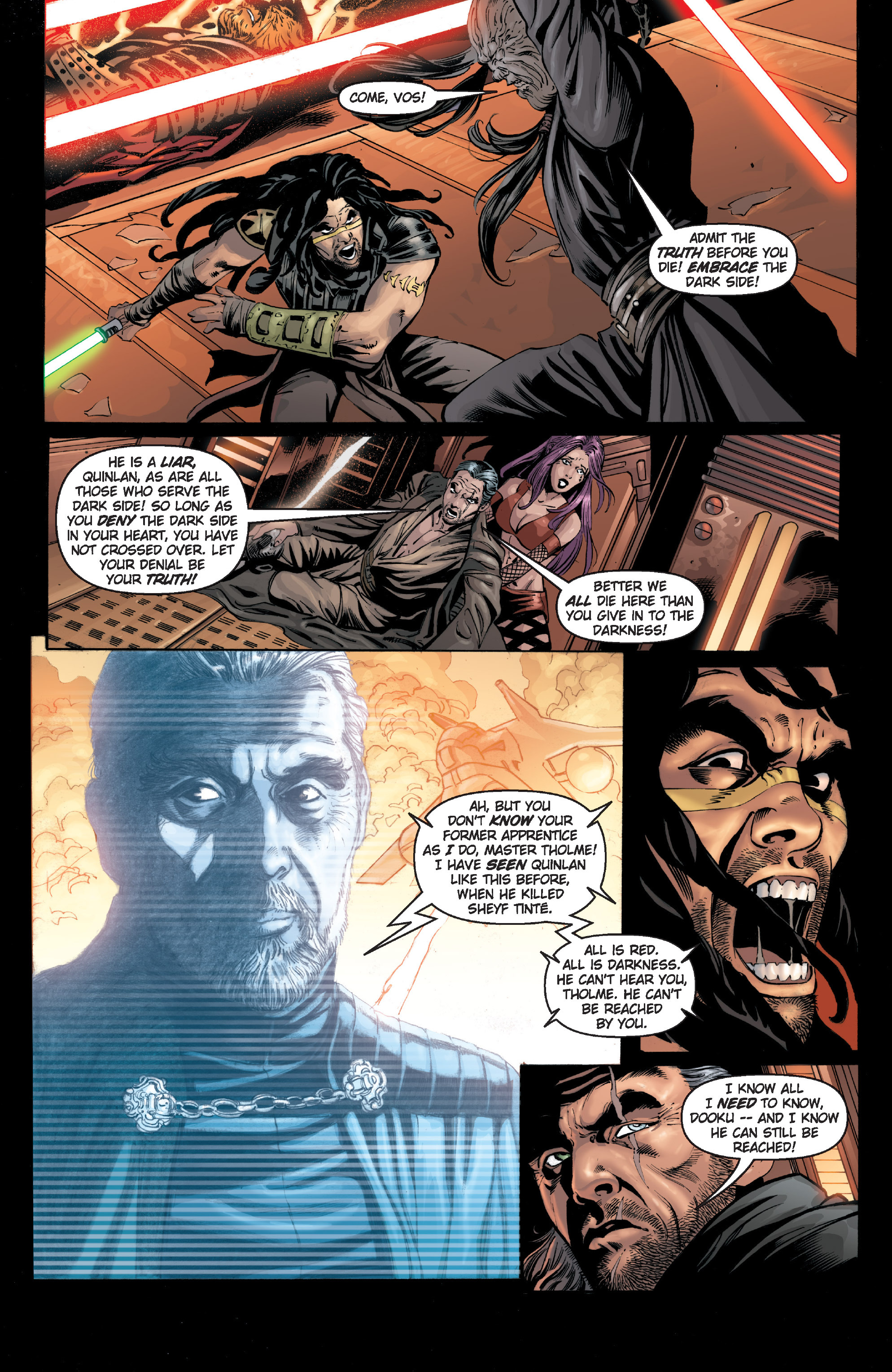 Read online Star Wars Omnibus comic -  Issue # Vol. 26 - 335