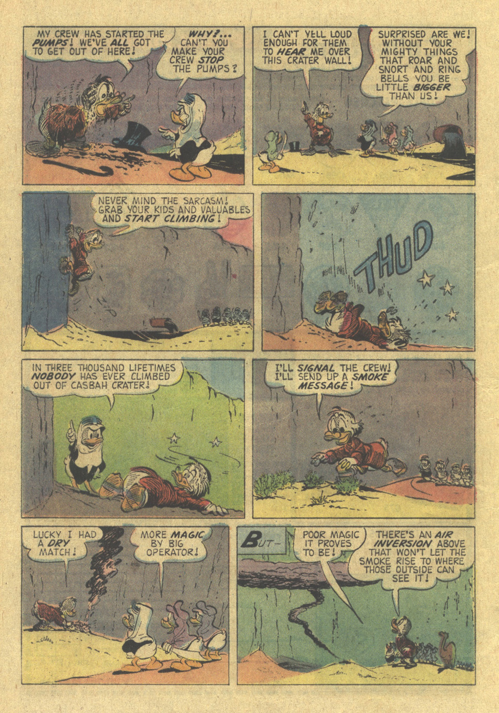 Read online Uncle Scrooge (1953) comic -  Issue #100 - 15