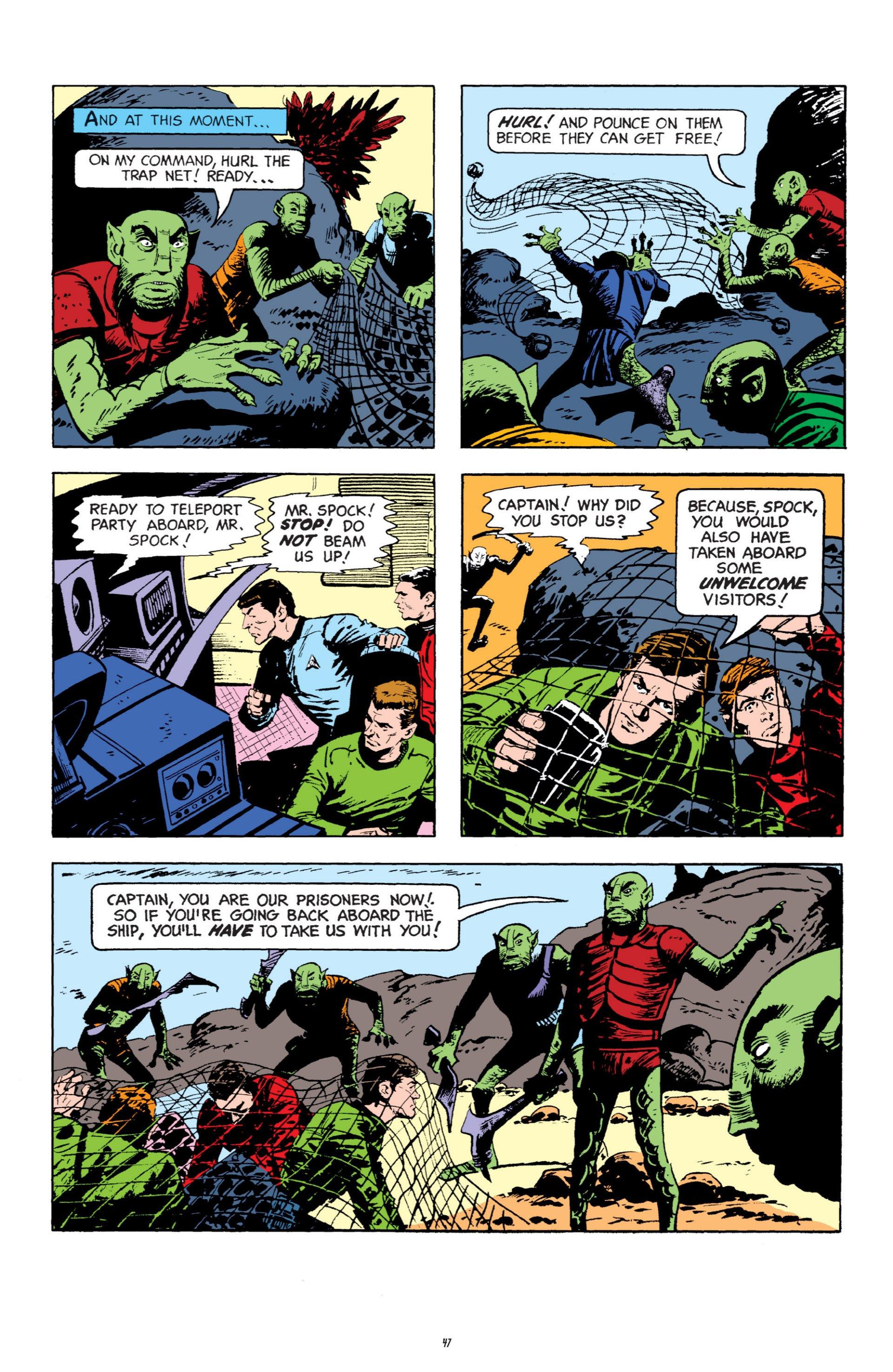 Comic Star Trek Archives issue 14