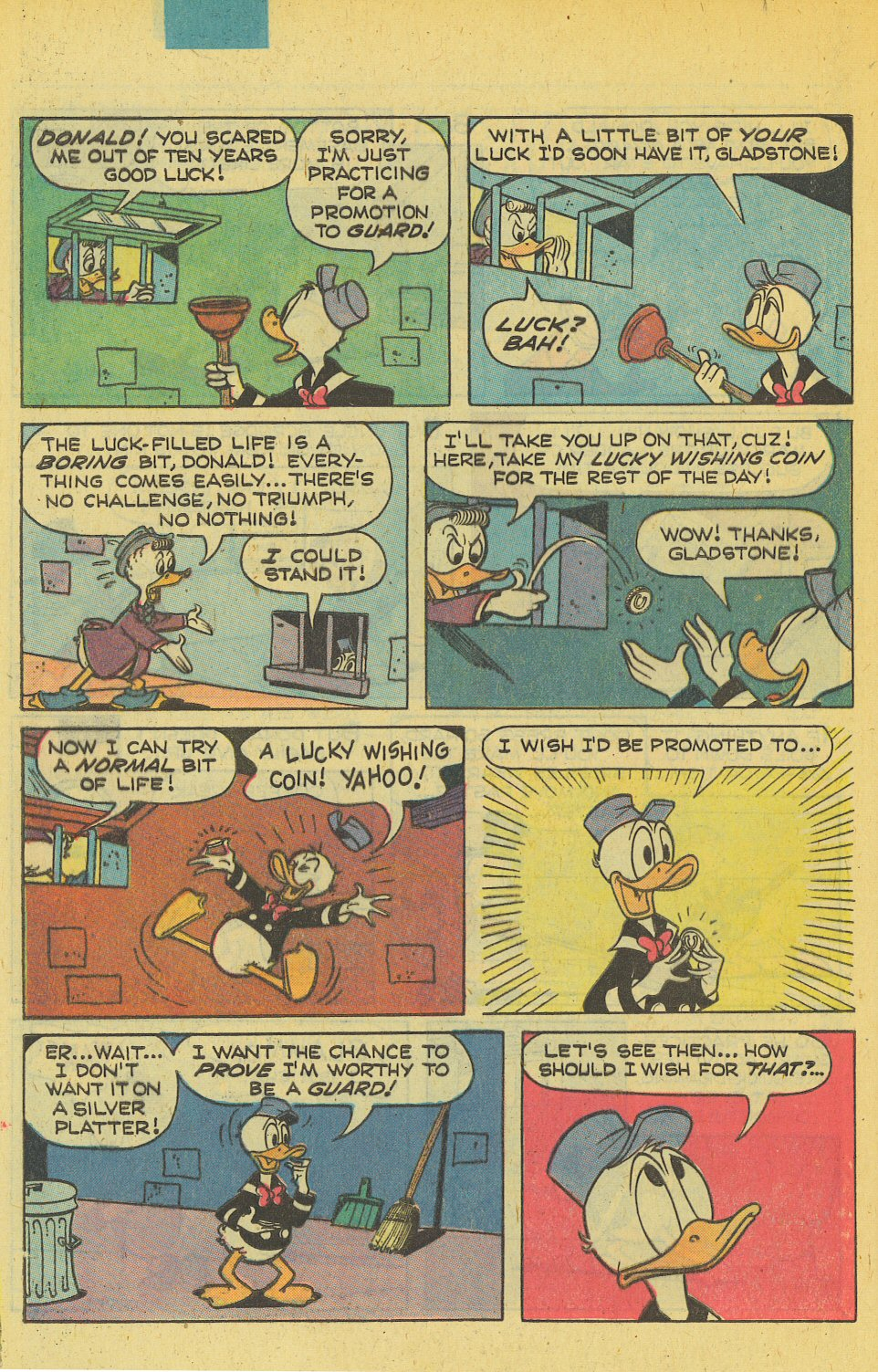 Read online Uncle Scrooge (1953) comic -  Issue #169 - 28