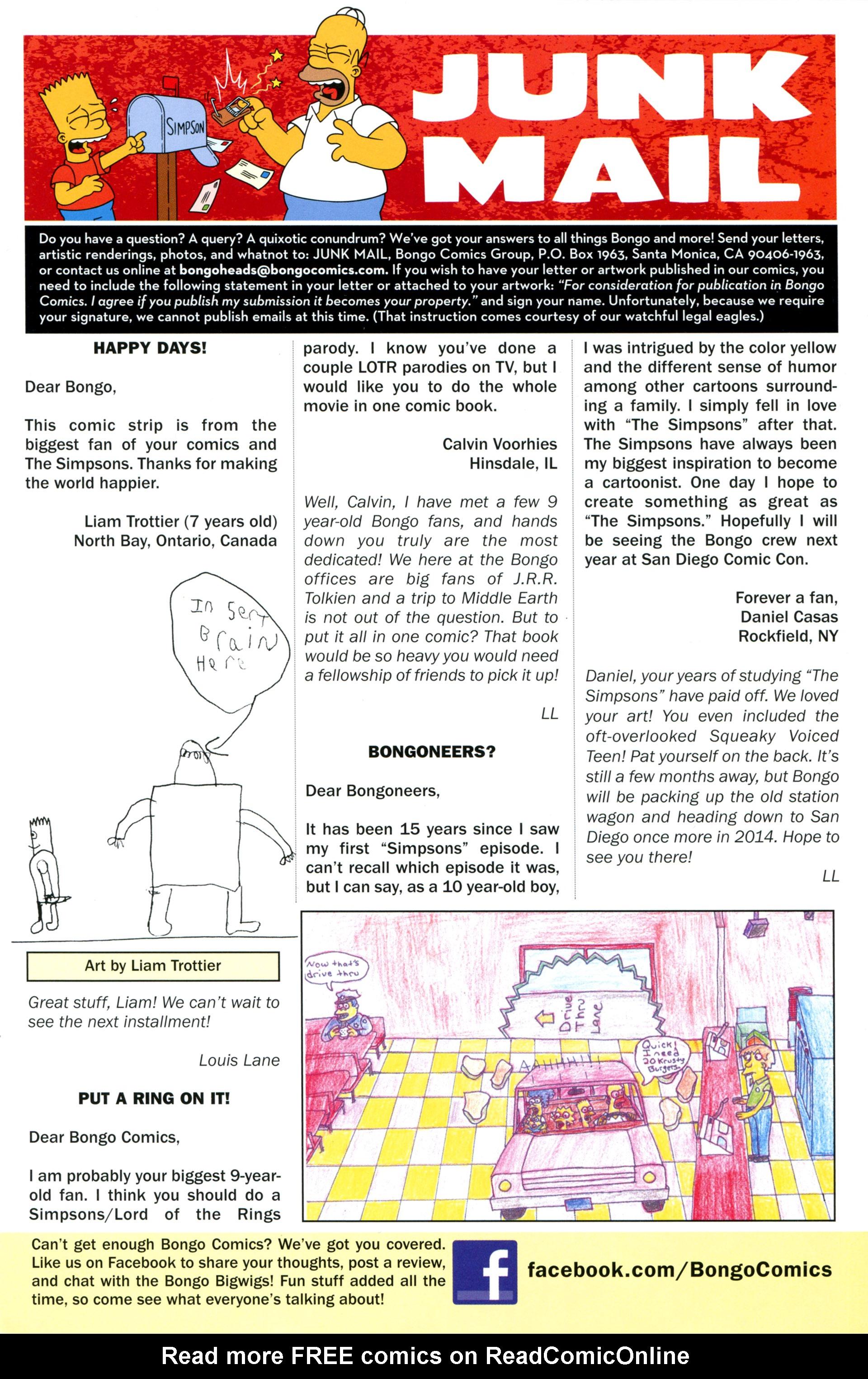Read online Simpsons Comics Presents Bart Simpson comic -  Issue #88 - 29