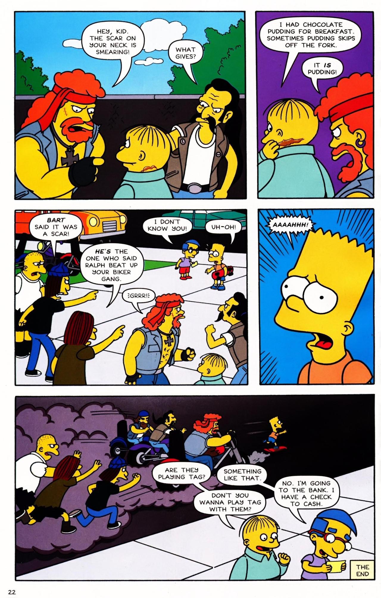 Read online Simpsons Comics Presents Bart Simpson comic -  Issue #42 - 24