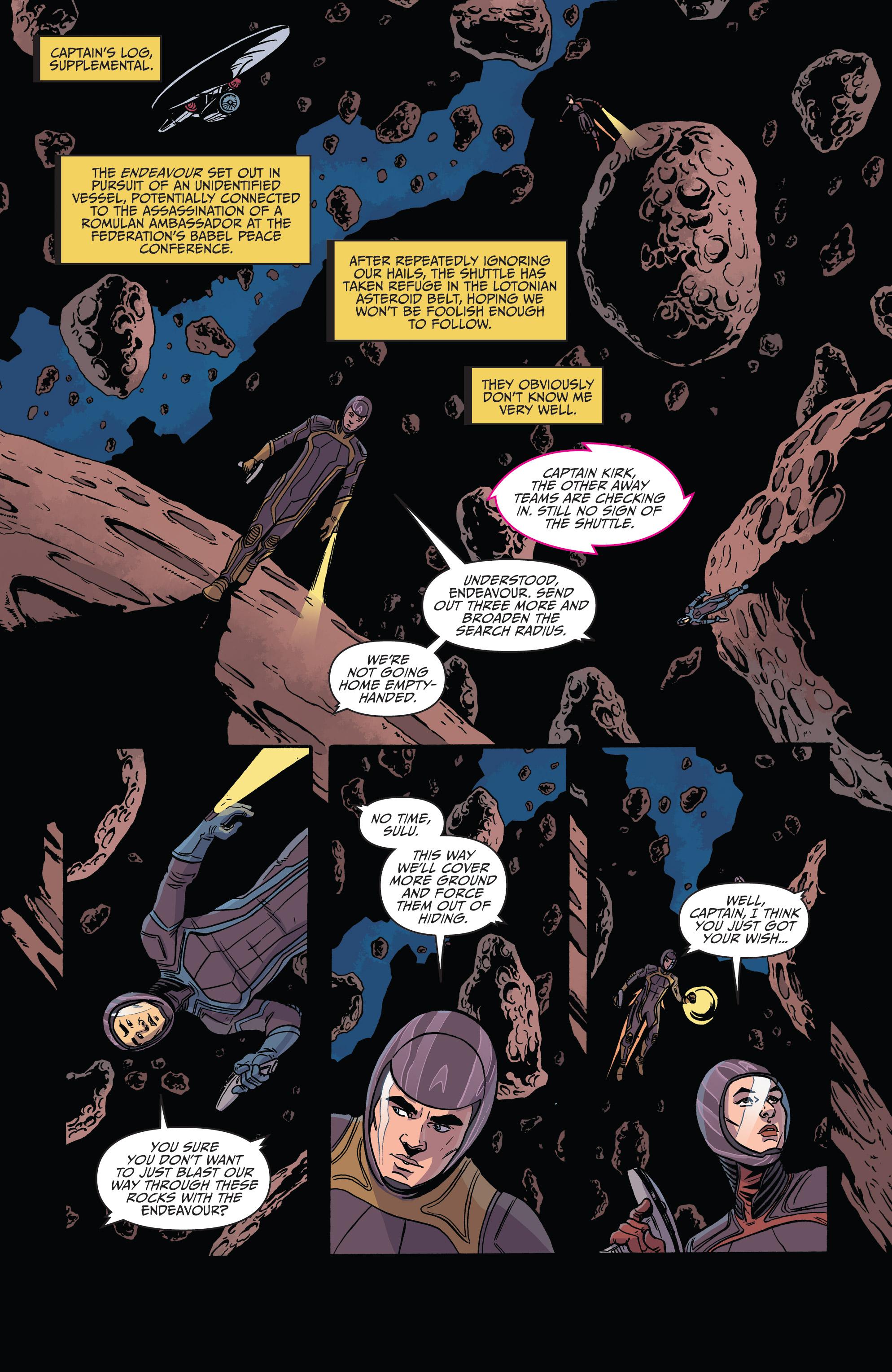 Read online Star Trek: Boldly Go comic -  Issue #8 - 3