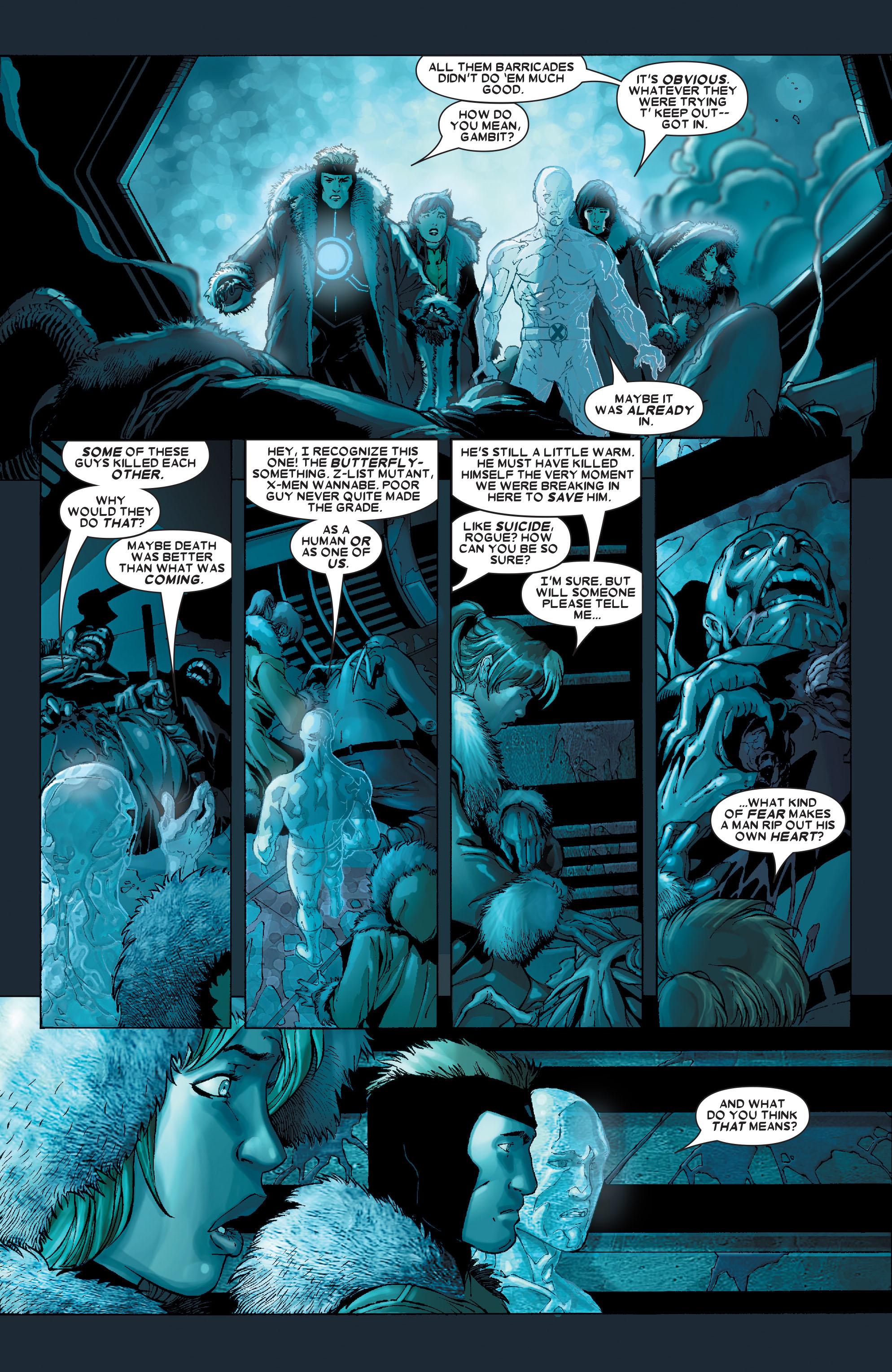 X-Men (1991) 166 Page 3