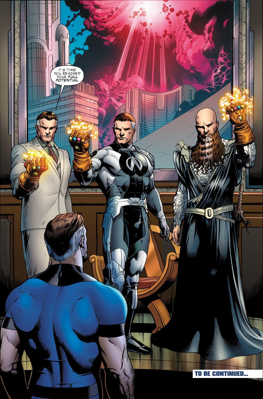 Read online Fantastic Four: Season One comic -  Issue # TPB - 130