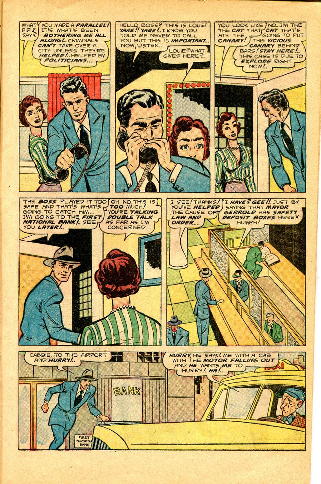 Read online Shadow Comics comic -  Issue #97 - 13