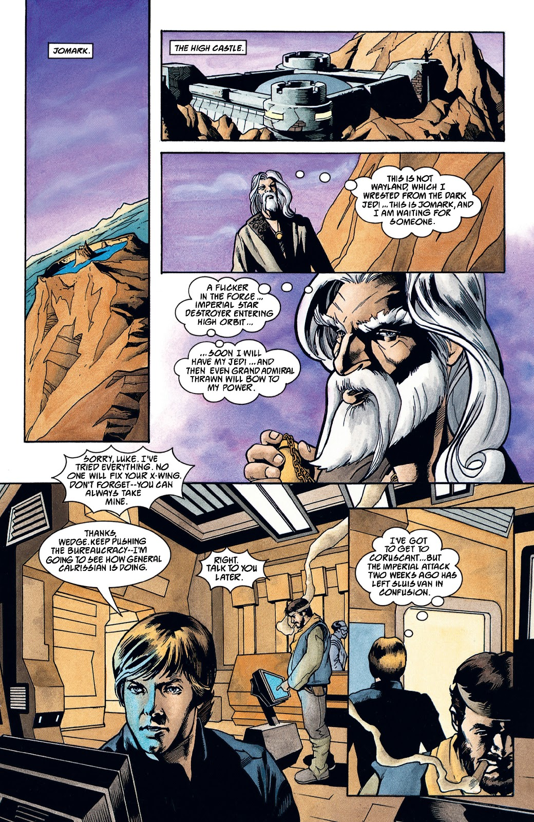 Read online Star Wars Legends: The New Republic - Epic Collection comic -  Issue # TPB 4 (Part 2) - 54