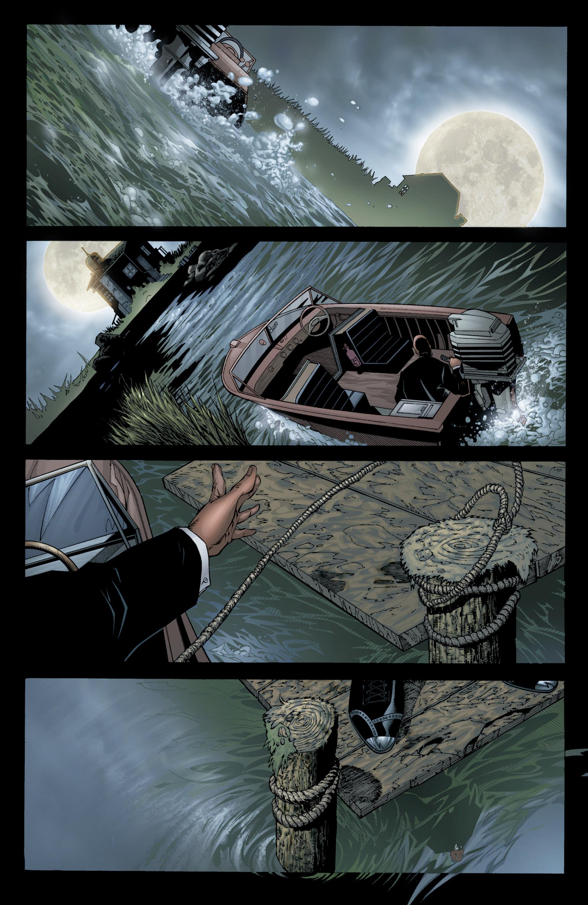 Read online Shadowman (1999) comic -  Issue #1 - 4