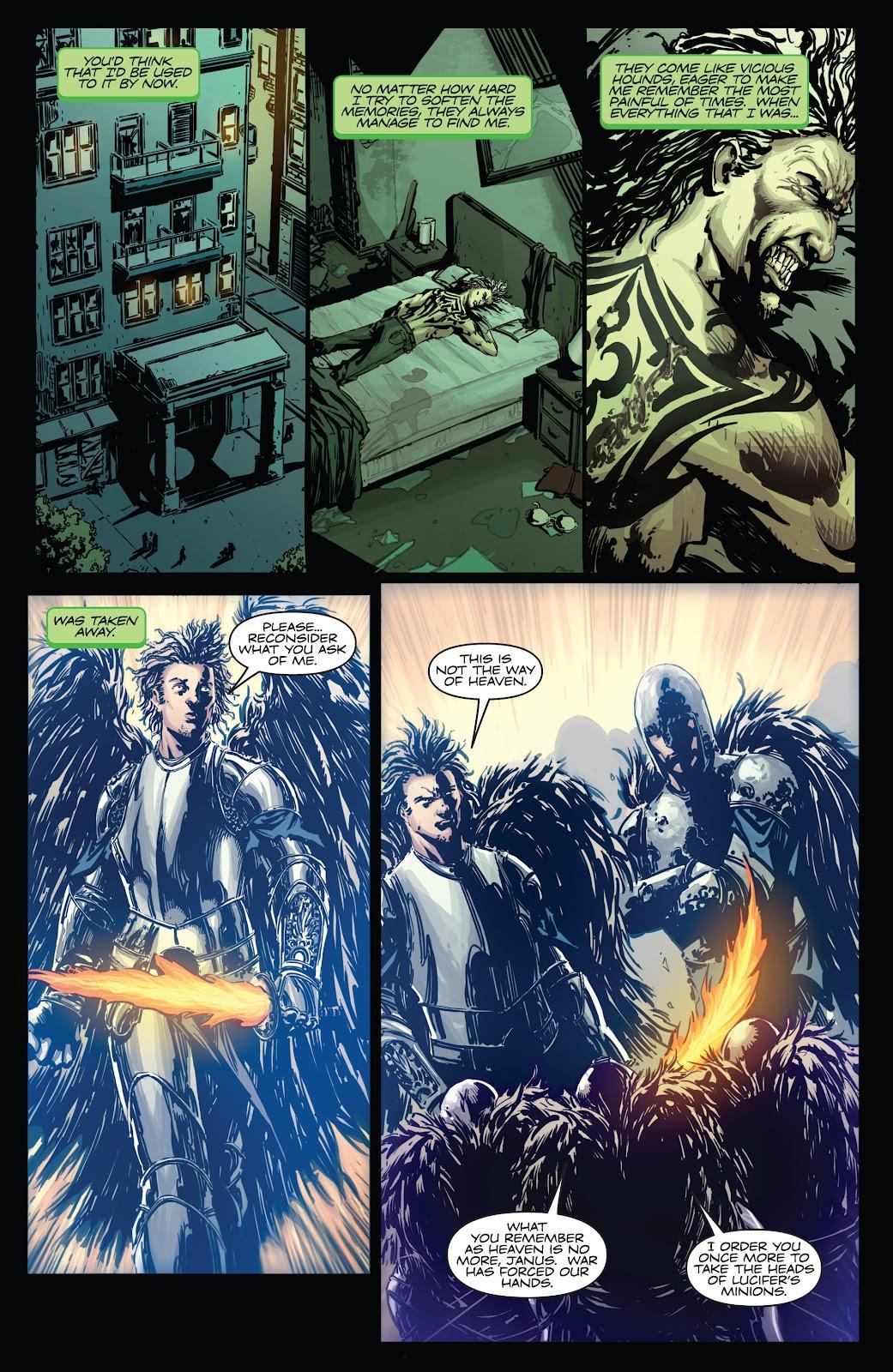Read online Vampirella Strikes comic -  Issue #2 - 12