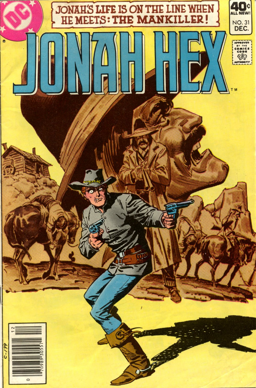 Jonah Hex (1977) 31 Page 1