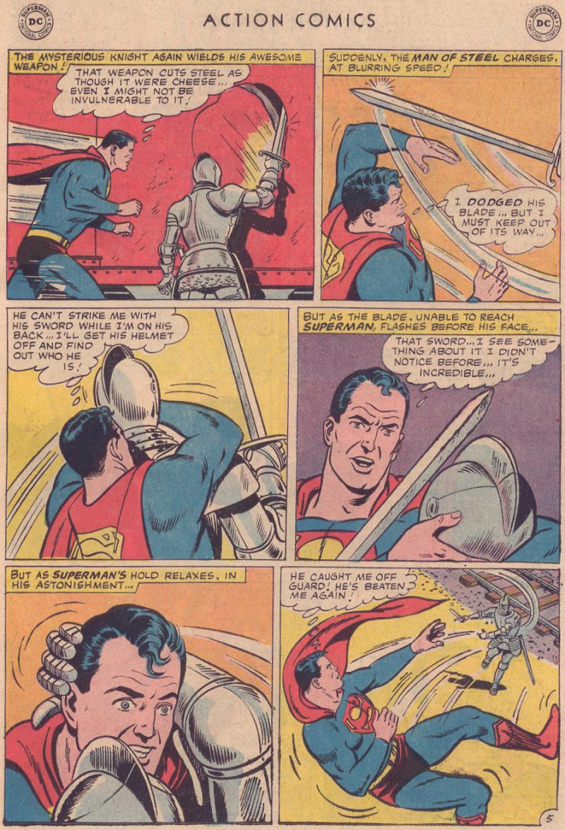 Read online Action Comics (1938) comic -  Issue #329 - 7
