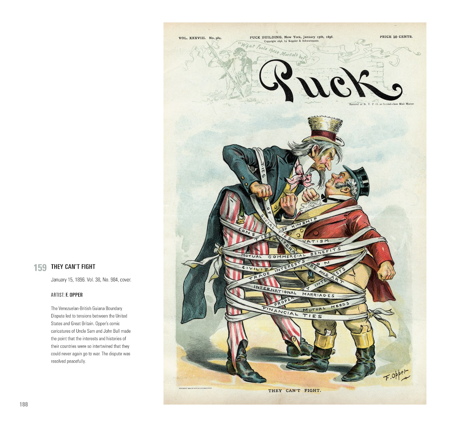 Read online What Fools These Mortals Be!: The Story of Puck Magazine comic -  Issue # TPB (Part 2) - 86