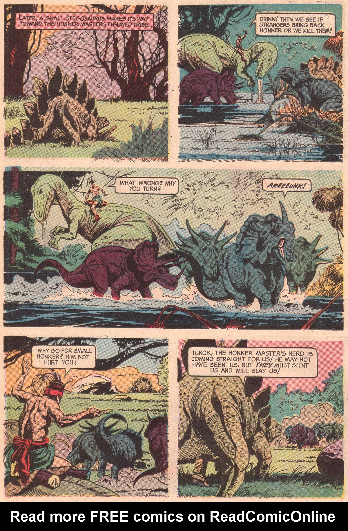 Read online Turok, Son of Stone comic -  Issue #56 - 11