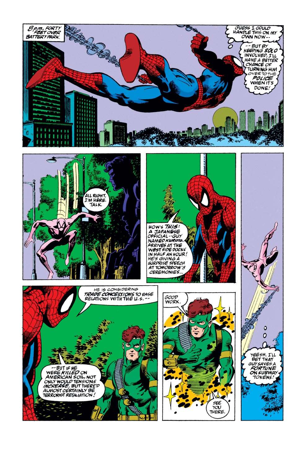 The Amazing Spider-Man (1963) 367 Page 15