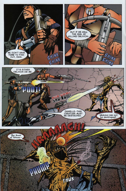 Read online Turok 3: Shadow of Oblivion comic -  Issue # Full - 25