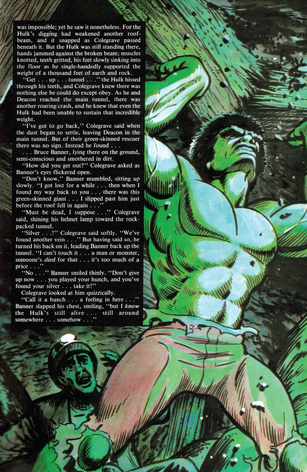 Read online Hulk: From The Marvel UK Vaults comic -  Issue # TPB (Part 2) - 60