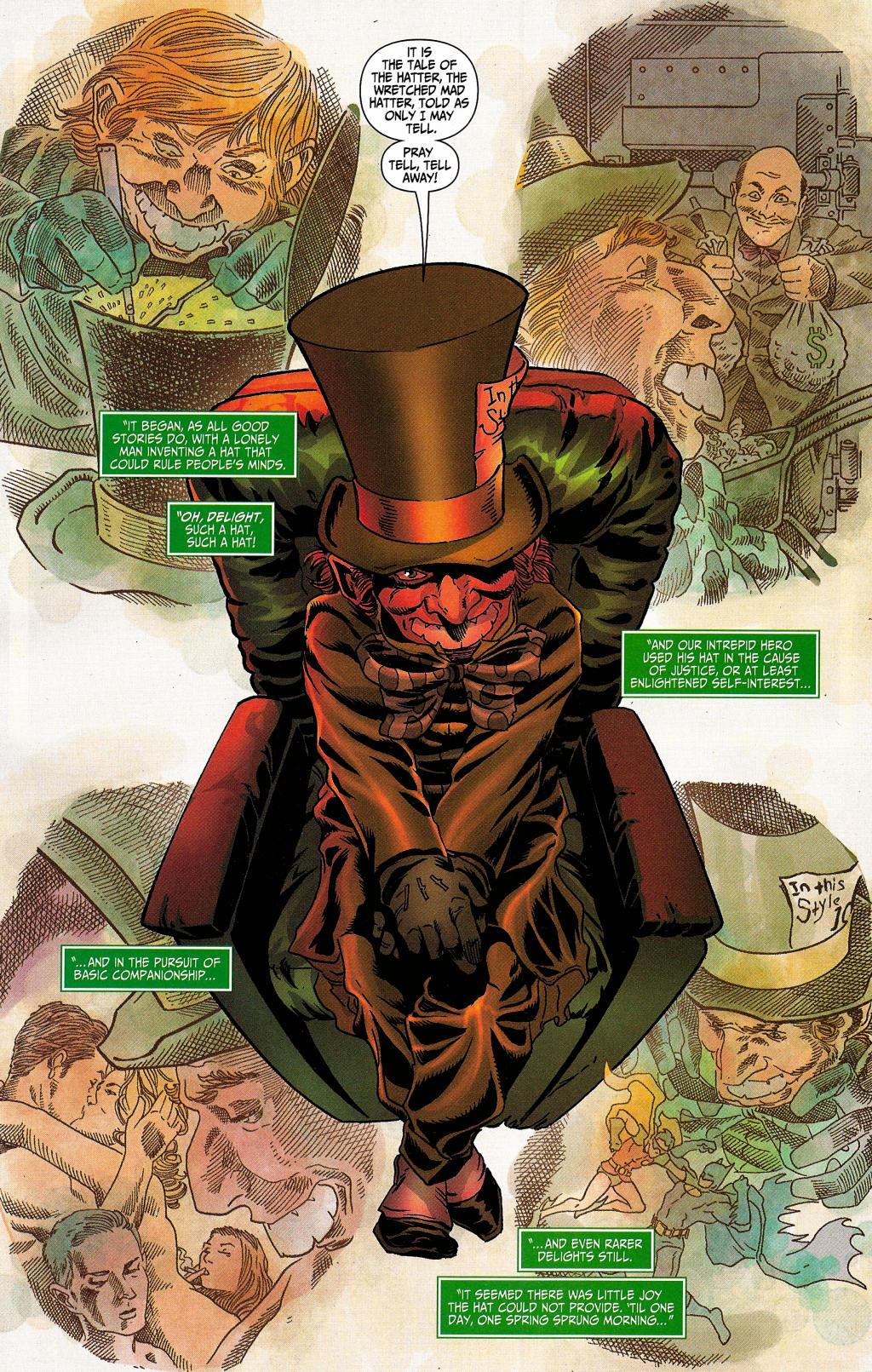 Read online Secret Six (2006) comic -  Issue #5 - 25