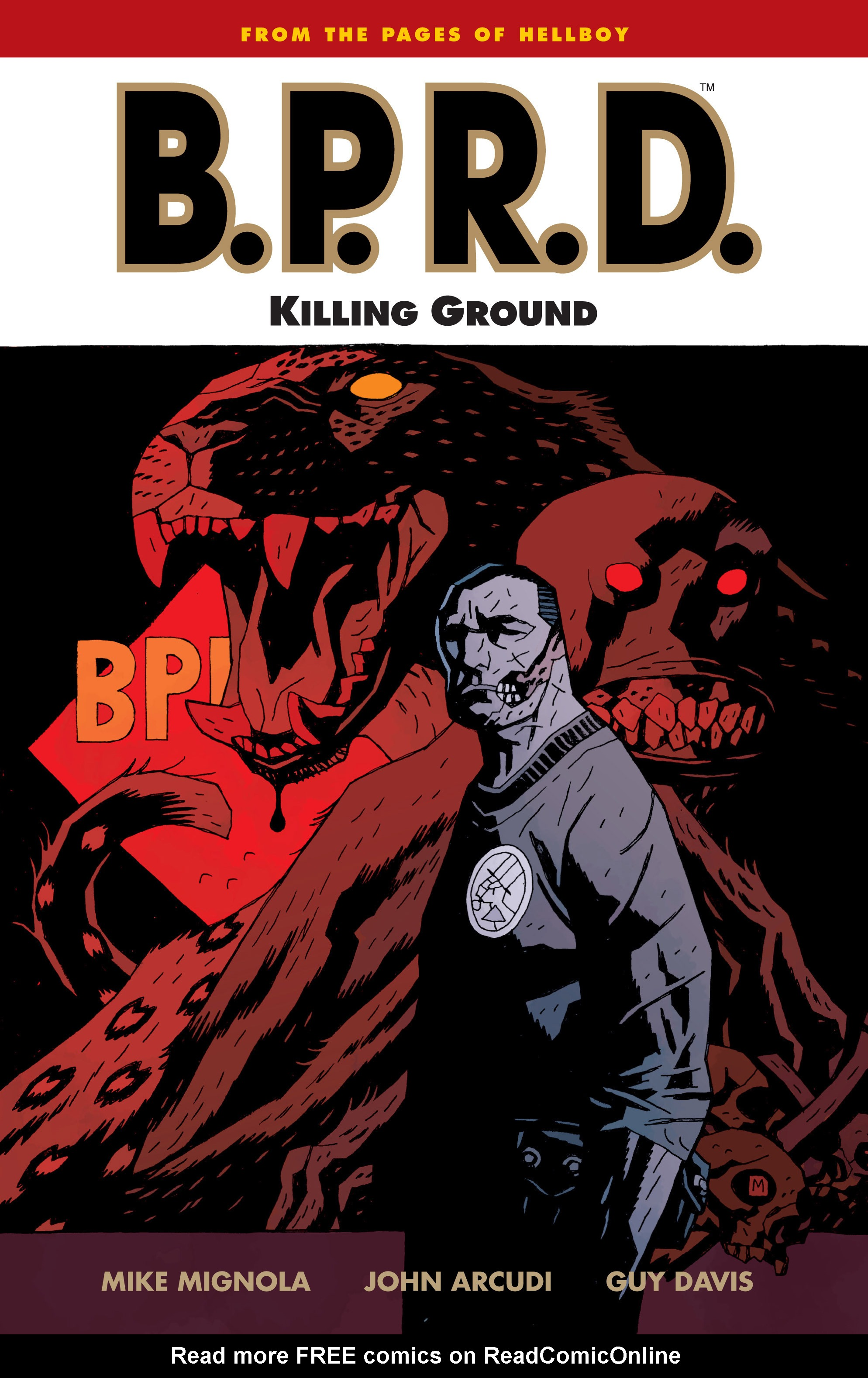 B.P.R.D.: Hollow Earth and Other Stories TPB_8 Page 1