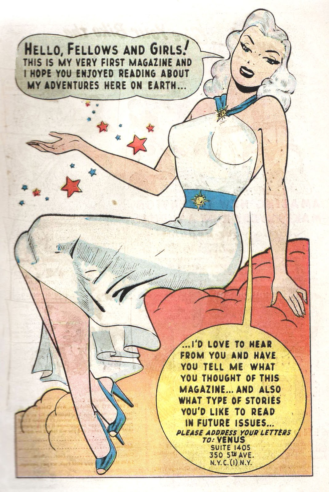 Venus (1948) issue 1 - Page 33