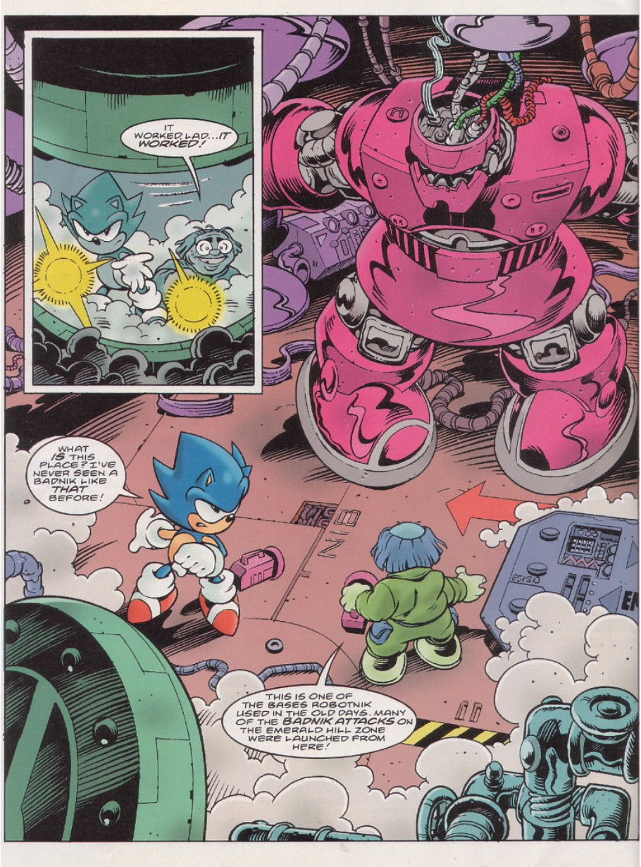 Read online Sonic the Comic comic -  Issue #140 - 4