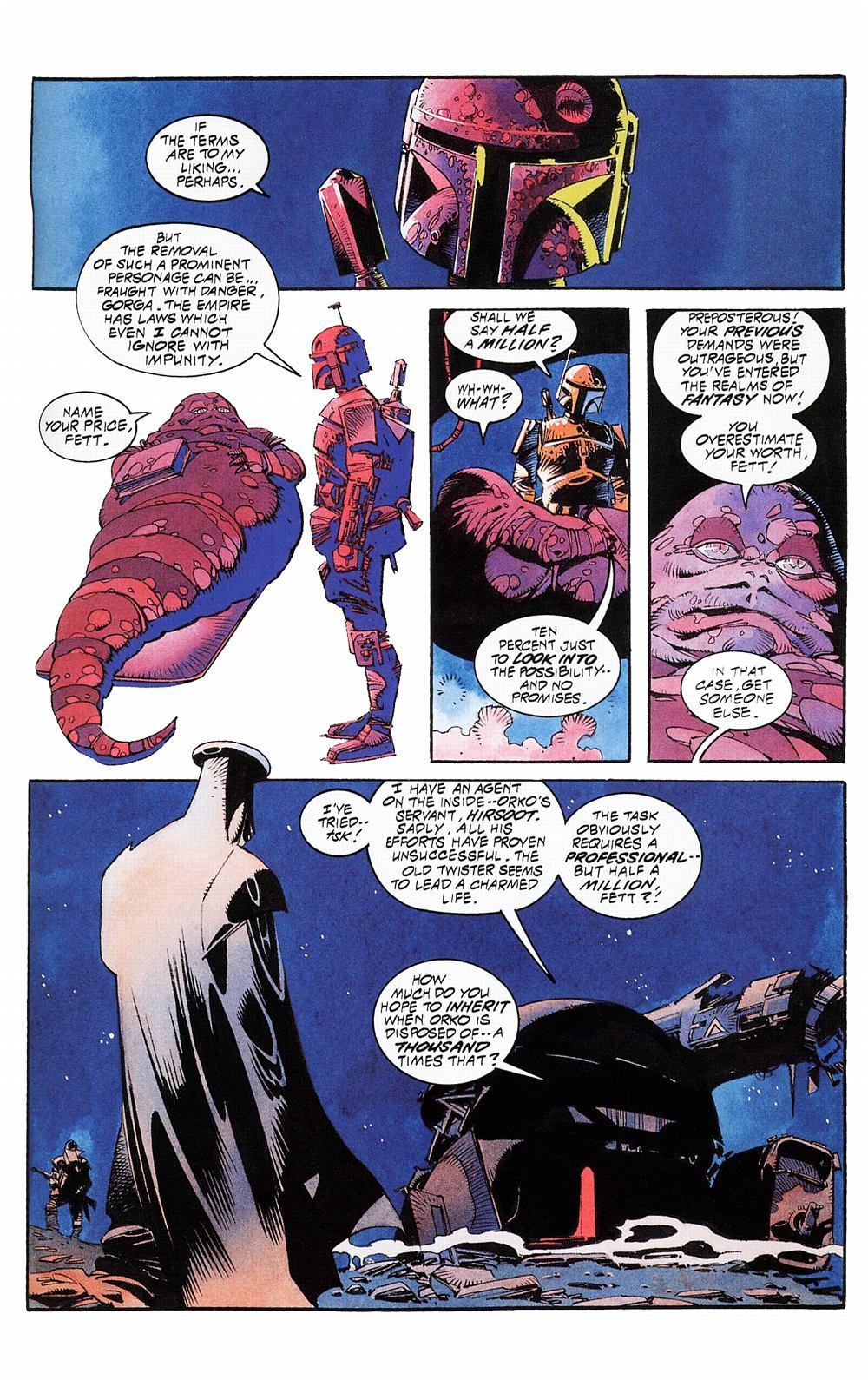 Read online Star Wars Omnibus comic -  Issue # Vol. 12 - 425